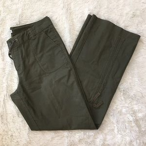{Columbia} Army Green Utility Pants